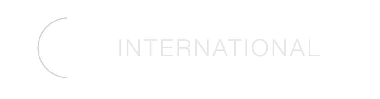 Dushanbe International Half Marathon Logo White